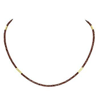 Granat Kette Halskette