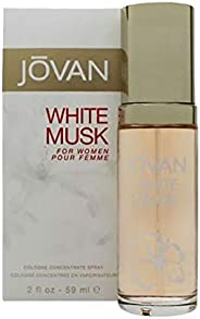 JOVAN White Musk Eau De Colgone For Women, 59 ml