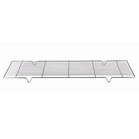 Kitchen Essential Stainless Steel Baking Tray Cooling Rack (L40cm x W23 cm)
