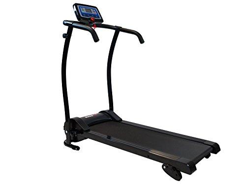MAXOfit® Deluxe Fitness Laufband MF-17 Für Zuhause | Platzsparend Klappbar | Leiser Elektromotor | 12 Programme | LCD-Display