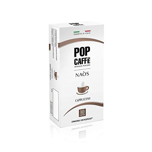 50 CAPSULE POP CAFFE' COMPATIBILI NESPRESSO CAPPUCCINO