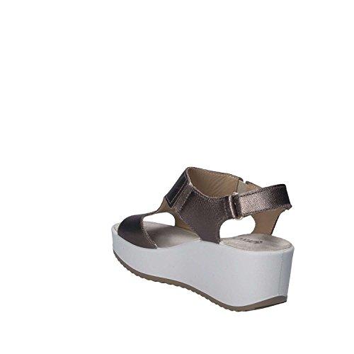 IGI&CO 1176455 Sandalo Zeppa Donna Grigio