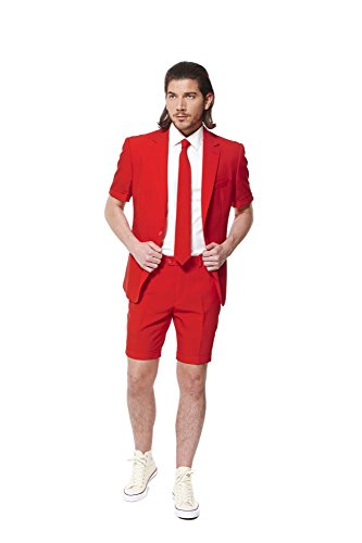 Opposuits - Costume - Homme red
