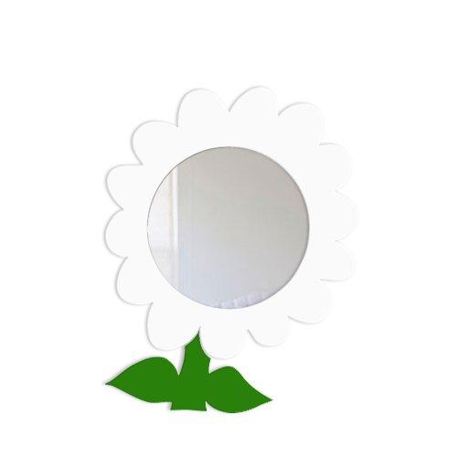 Mungai Mirrors Blume-Acryl-Spiegel (30cm)