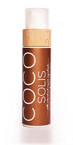 COCOSOLIS Bronceado & Aceite Corporal De Cacao