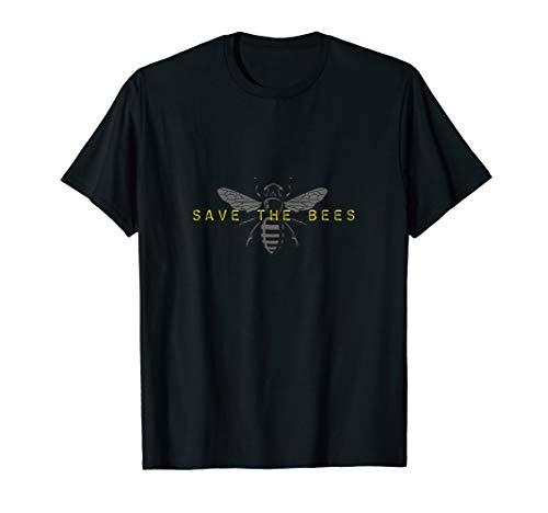 Save the Bees Environmentalist T-Shirt
