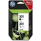 HP CH561EE#301 Cartouche d'encre Noir