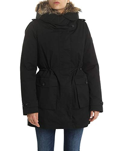 Woolrich Luxury Fashion Damen WWCPS2760UT1974100 Schwarz Jacke | Herbst Winter 19 5