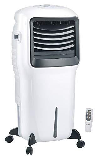 Sichler Haushaltsgeräte Verdunstungsluftkühler: Verdunstungs-Luftkühler mit Ionisator LW-550, 180 Watt (Kühllüfter Wohnung)