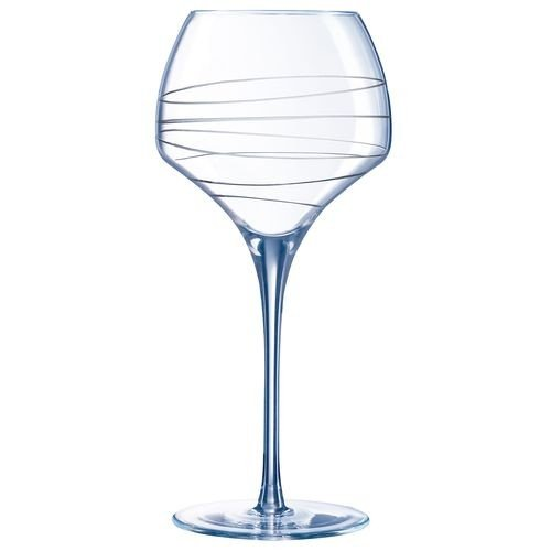 CHEF ET SOMMELIER - J1264 - lot de 4 verres à vin Open Up Arabesque Round 37 cl
