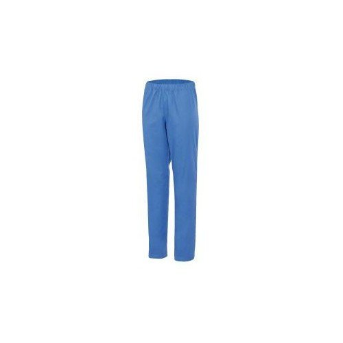 Velilla 333/C/T Moderne Pyjamahose, Blau, 333/C5/T8