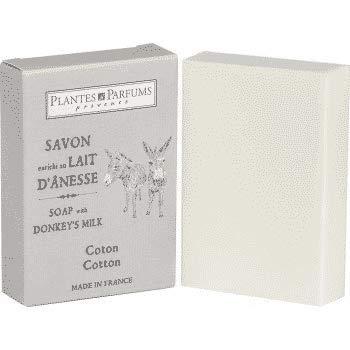 Jabón con burro Leche-Algodón Regalo Idea