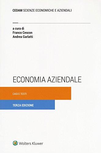 Economia aziendale. Casi e testi