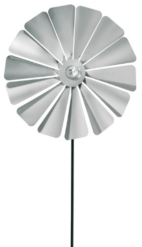Blomus-65030-30-x-130-cm-Diameter-Viento-Pinwheel-Silver