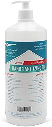 Max Assurance Hand Sanitizer Gel, 1000 ml