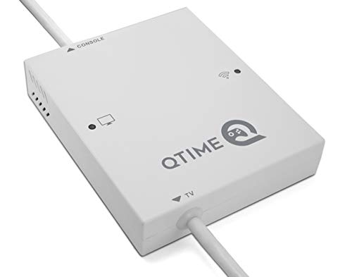 Price comparison product image QTIME Parental Control for Xbox and PS4 - Limit and Manage Screen Time for Your Child
