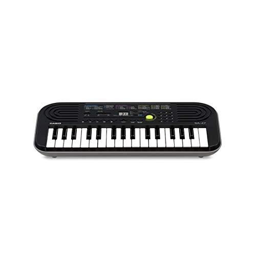 Casio SA-47 Mini Keyboard 32 Tasten - - Taste Stereo