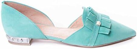 Zapato Mujer HISPANITAS PHV86669 Verde  En línea Obtenga la mejor oferta barata de descuento más grande