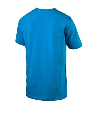 Puma Baskets photo Thé T-shirt Bleu