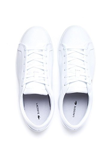 Lacoste Sport Straightset Lace 317 3 W Blanco Zapato