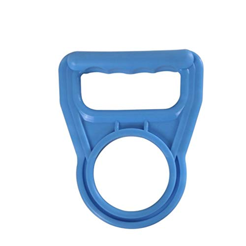 Wenwenzui Pure Bucket Handle Decanter Mineral Water Bucket Water Purifier Hand Bucket Blue - Mineral Purifier