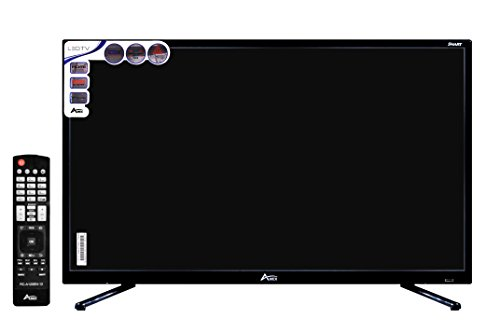 Amex AX0050s 122 cm (50 inches) Full HD Smart LED TV (Black)