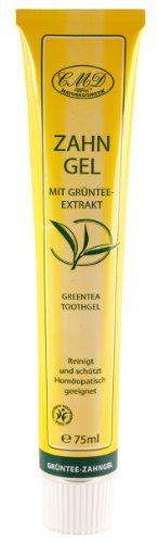 CMD Naturkosmetik: Zahngel mit grünem Tee (75 ml)