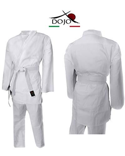 Dojo Karate Uniforme Karategi Kimono per Karate