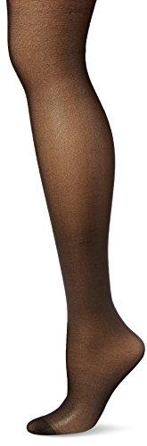 Sheer Thigh High Strümpfe (Starline Damen Sheer Thigh Highs Strümpfe, schwarz, Einheitsgröße)