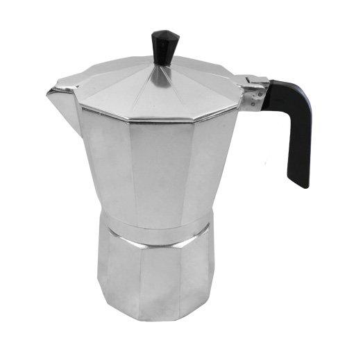 Palson 2701742 - Cafetera italiana Palson de, color gris