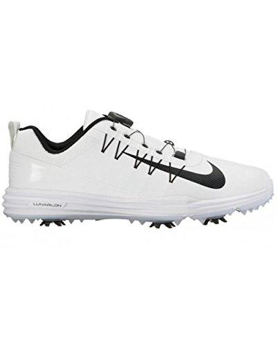 Nike Lunar Command 2Boa Chaussures Sportives Homme Blanc (White/black)