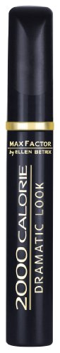 Max Factor, Mascara volumizzante 2000 Calorie, Nero (black)
