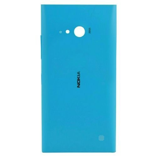 Bright Replacement Back Door Cover Panel for Microsoft Nokia Lumia 730- Blue