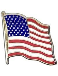 MaxFlags® pin's drapeau USA 2x2cm