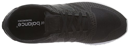 New Balance Wl420df, Baskets Basses Femme Noir - Noir