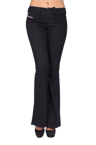 DIESEL - Jeans Donna LIVIER-FLARE 886Z - Super Slim Bootcut - Stretch - W30 / L32