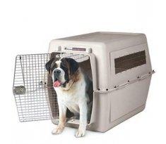 Petmate Hunde-Transportbox Vari, sehr groß, geeignet für Flugreisen, ideal für Reisen