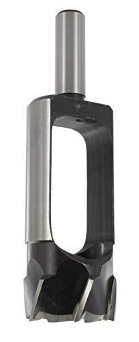 ENT 25301 Zapfenschneider WS, Schaft (C) 13 mm, Durchmesser (D) 10 mm, Z4, L 140 mm