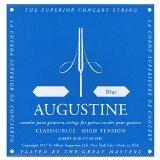 Augustine Blue Label Corde Seule MI (E1) pour Guitare Classique Tirant Fort