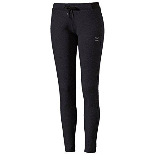 PUMA pantalon de sport pour Noir - noir