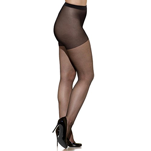 Pink Flamingo Sheer Pantyhose 20D (Black)  available at amazon for Rs.199