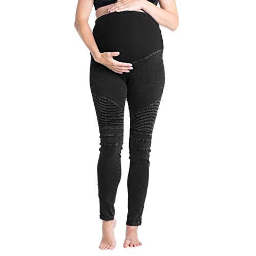 Einfach Kostüm Bequeme - Pitashe Damen Umstandsmode Skinny Fit Umstandsjeans, Grundlegende Jeggings Einfach Und Super Elastisch, Bequem Und Modisch Jeans für Schwangerschaft