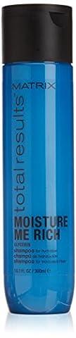 Matrix Total Results Moisture Me Rich Shampoo 300 (Rich Cura Conditioner)