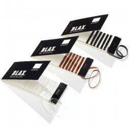 4mm Schwarz Haargummis 8ct von Blax von Blax [Beauty]