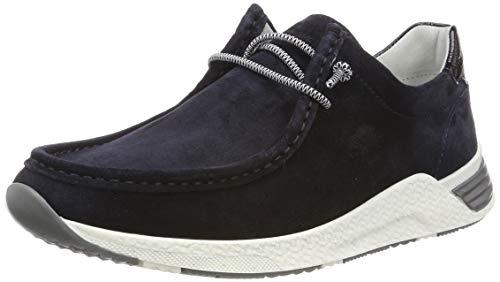 Sioux Damen Grash-d191-57 Sneaker, Blau (Ink 008), 36 EU (3.5 UK)