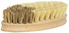 Spülburste Gemüsebürste Holz Naturfaser