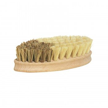 Gemüsebürste, Bürste aus Holz und Fibre
