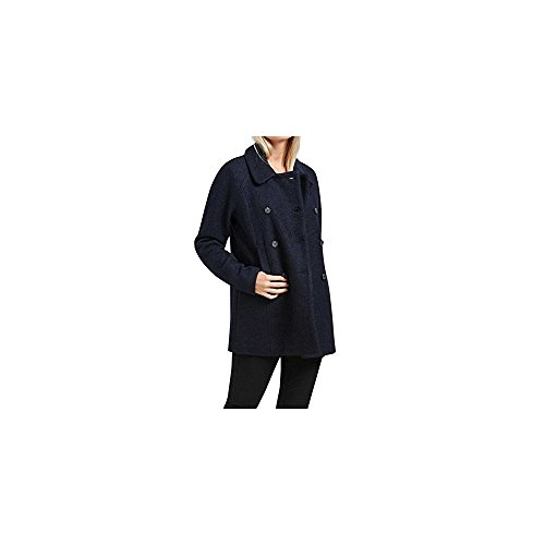 Only -  Cappotto  - Donna blu Large