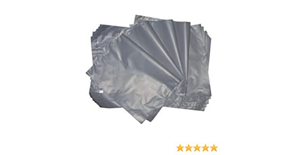 21766aba7454 50 Grey Mailing Bags All Sizes UK Made Plastic Poly Mailers Courier  Envelopes - NO CHEMICAL SMELL (4
