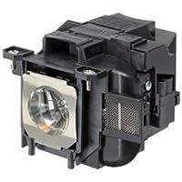Epson ELPLP78–Projector Lamp for (Epson, Vs330, vs335W, EX3220, EX5220, EX6220EX7220/POWERLITE 1222/1262W, 5000H)